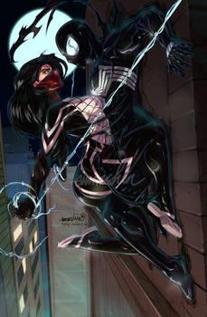 Silk n'Symbiote Spidey