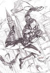 Spider-man MCU (pencils)