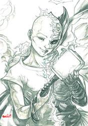 Jane Foster (pencils)