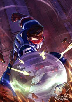 City of Heroes : SOLDIER ONE #OCCommission