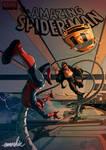 Spider-Man Vs Doctor Ock (repost) by emmshin