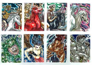 Mythological Madness | Set 2 #TyphoonProductions
