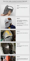 Cosplay tutorial - Helmet of Wow