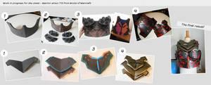 WIP - Armor chest by kurerukreatis