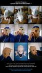 WIP - Garrus Vakarian's mask