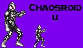Chaosroid U Sprite by SpaceG92