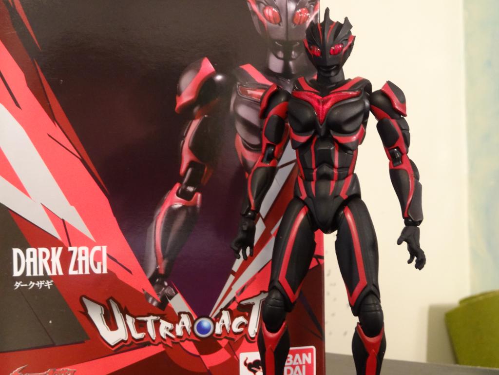 Ultra Act Dark Zagi By Spaceg