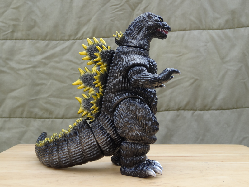 Monster Toy Spotlight #16 - Heisei Godzilla (1989-94 ...