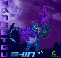 Gigan05 Fanon - Luna Overlord - Zangetsu Shin (SF)