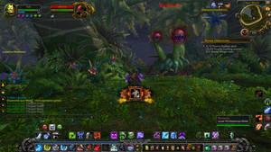 Godzilla Easter Egg - Warlords of Draenor Warcraft