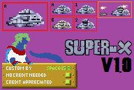 Sprite Custom - Super-X