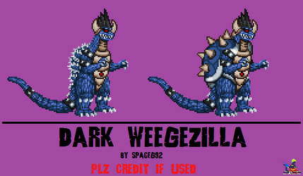 Sprite Custom - Dark Weegeezilla