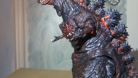 MonsterArts Shin Godzilla - Reissue #2 by SpaceG92