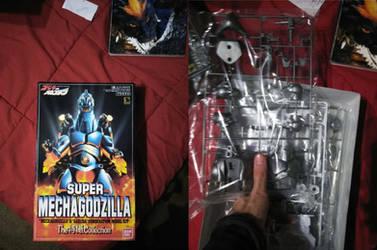 Arrival - The SFX Collection Super Mechagodzilla by SpaceG92