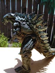S.H. MonsterArts - Godzilla Earth #1