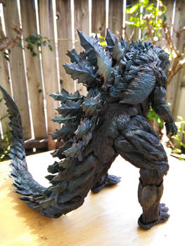 S.H. MonsterArts - Godzilla Earth #8