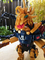 Sembo 108651 - U-Killersaurus #5