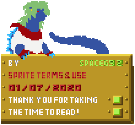 Sprite Terms of Use - Revision 01/07/2021