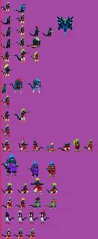 SpaceG92 Persona Evolution