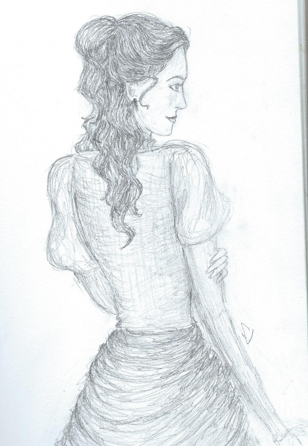 Tessa Gray by Eyedowno on DeviantArt