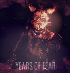 Cold Foxy - Years of Fear