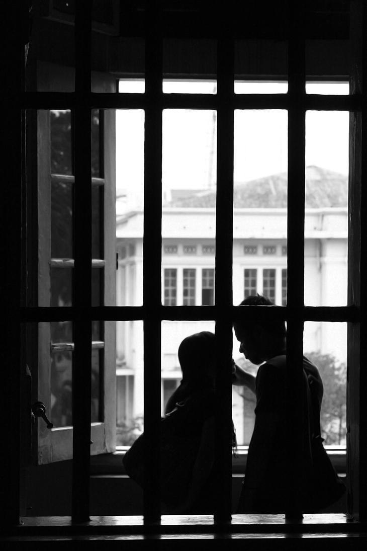 ...special moment... by nunenonanonano