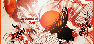 japanese sun by Dreamtabloid