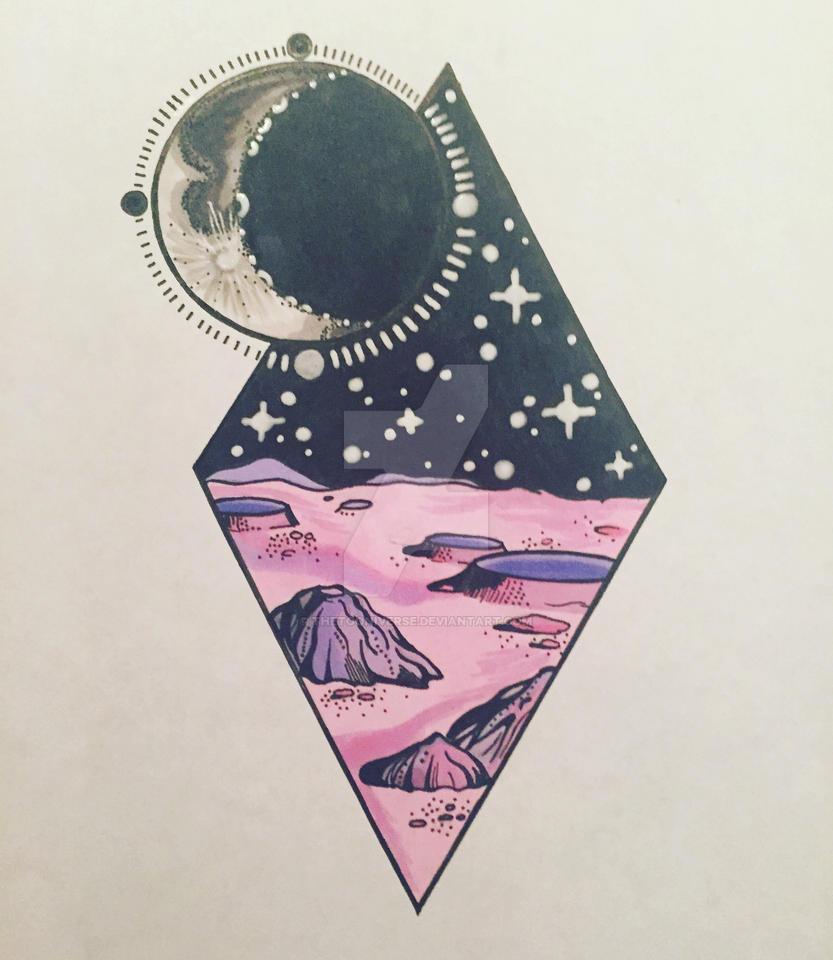 planets deviantart tattoo - photo #47