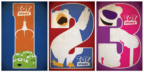Toy Story Series