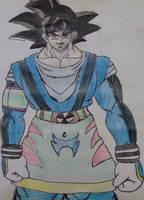 Goku(SLB) Wallpaper