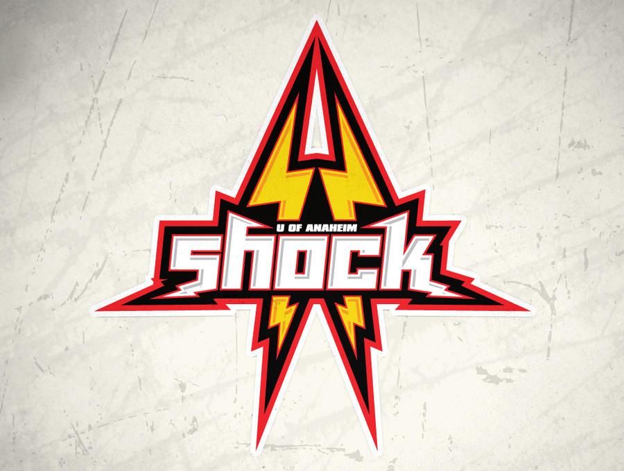 Anaheim Shock Logo by AiDub