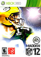 Madden NFL 12 Custom Cover by AiDub