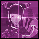 Super SF4 - Juri: Avatar by argantes