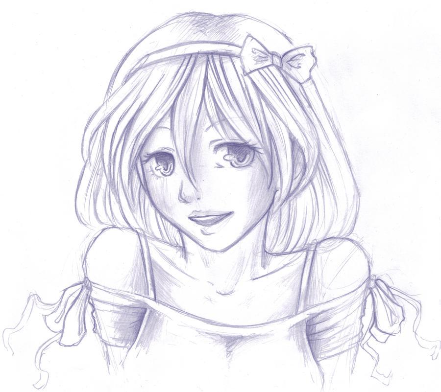 Manga Sketches Love | Www.imgkid.com - The Image Kid Has It!