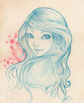 Sketch Commission 26 by Anako-Kitsune