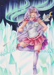 Commission Sailor Eris by Anako-Kitsune