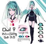 Owl Ref. Sheet