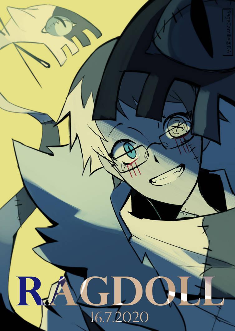 Ragdoll Poster