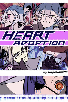 HEART ADOPTION: Book cover