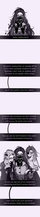 Heart Adoption: Q And A