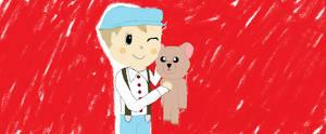 Luke's Teddy