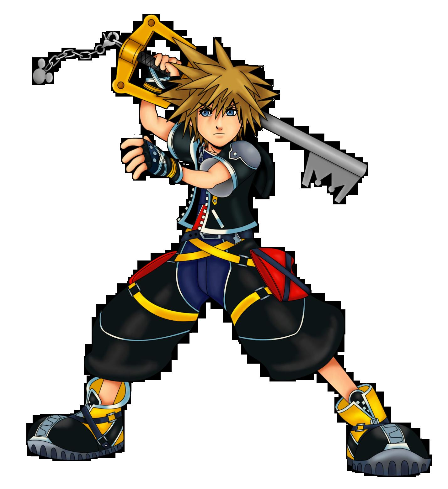 Kingdom Hearts Sora Limit Form Kingdom Hearts 3 Sora ...