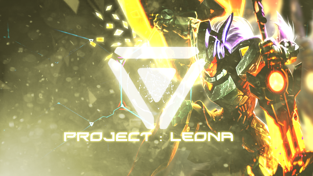 Project Leona League Of Legends