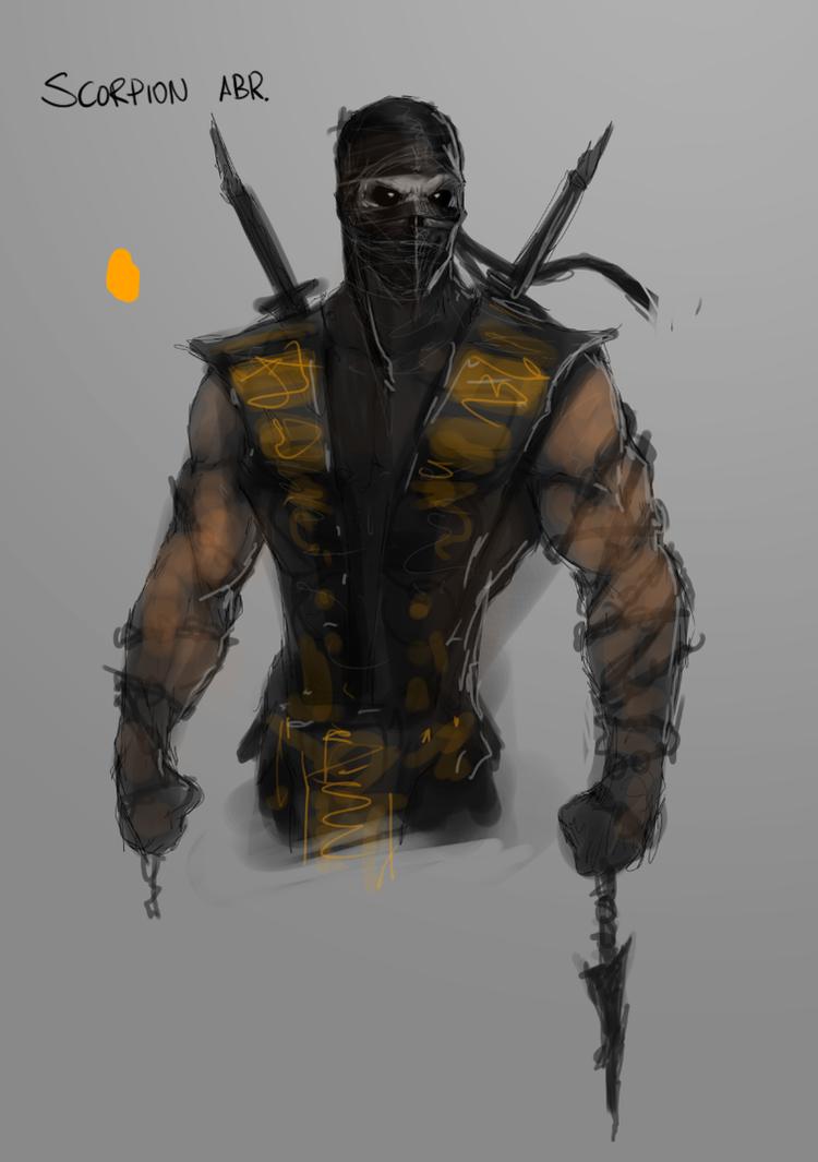 Wip_Scorpion_01 by abraaolucas