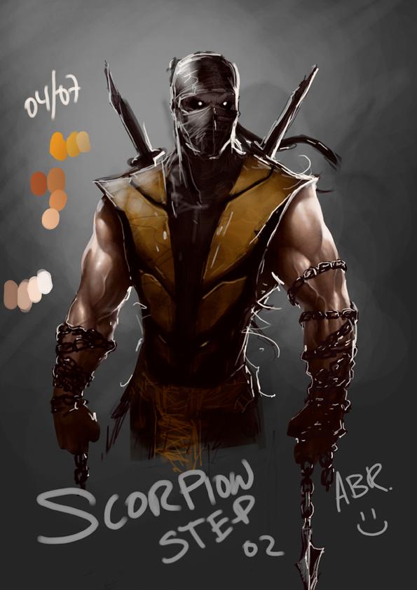Wip_Scorpion_02 by abraaolucas
