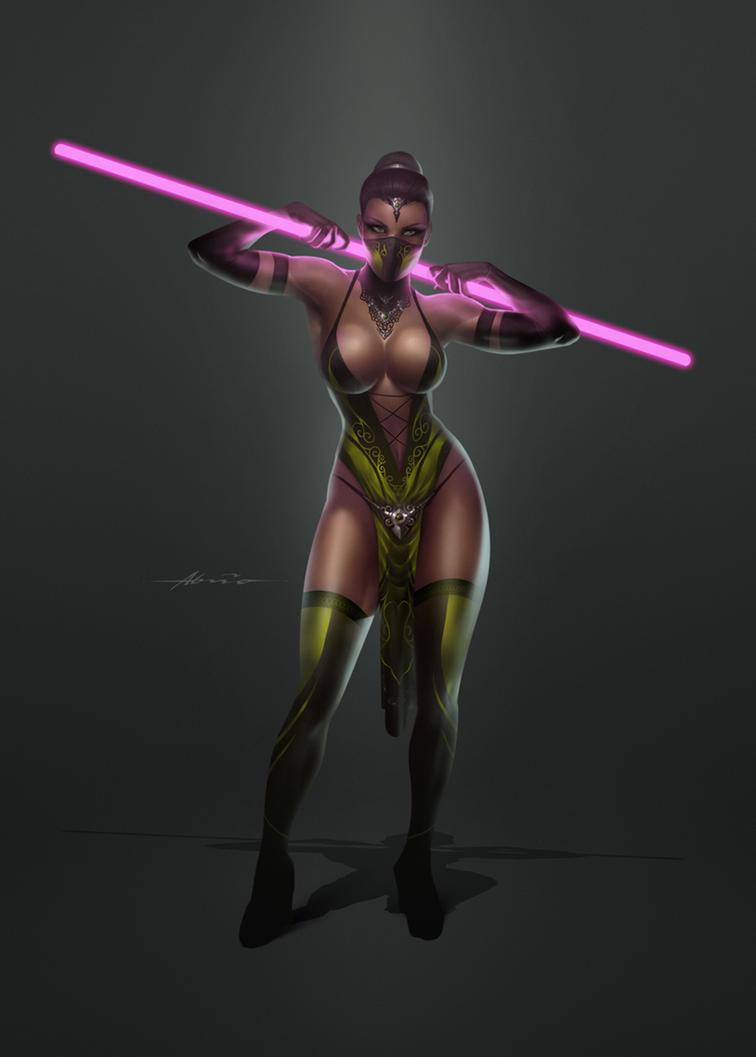 Jade by abraaolucas