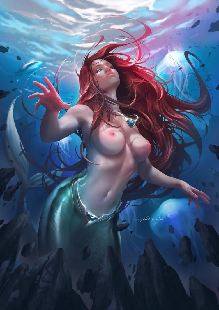 Ariel by abraaolucas