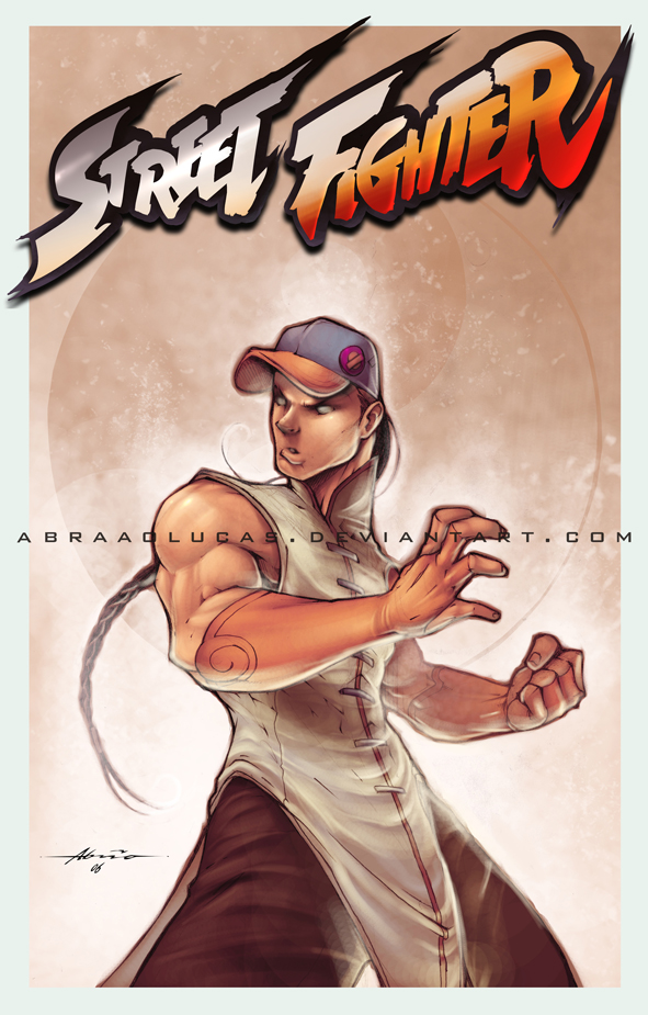 YUN - Street Fighter - by abraaolucas