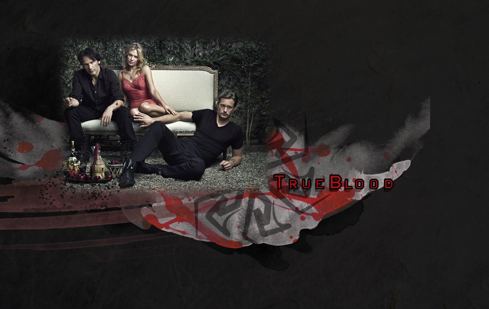 True Blood Wallpaper By Karatesoftballcheer5