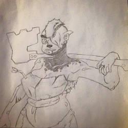 HOLQ (sketch) by Zimmm